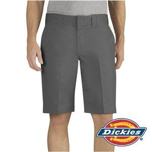 "Dickies Men's 11"" Relaxed Fit Stretch Twill Shorts"